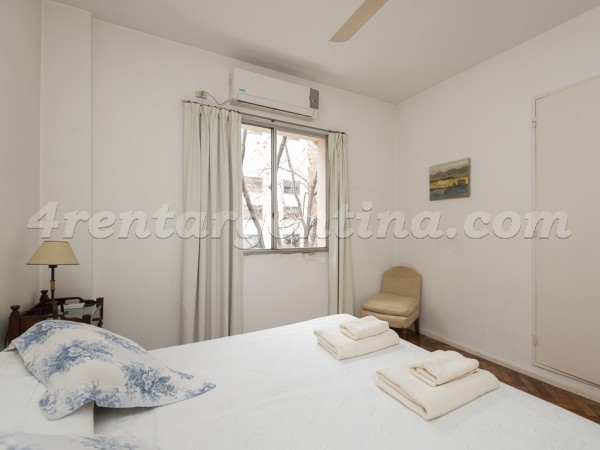 Apartment Coronel Diaz and Juncal - 4rentargentina