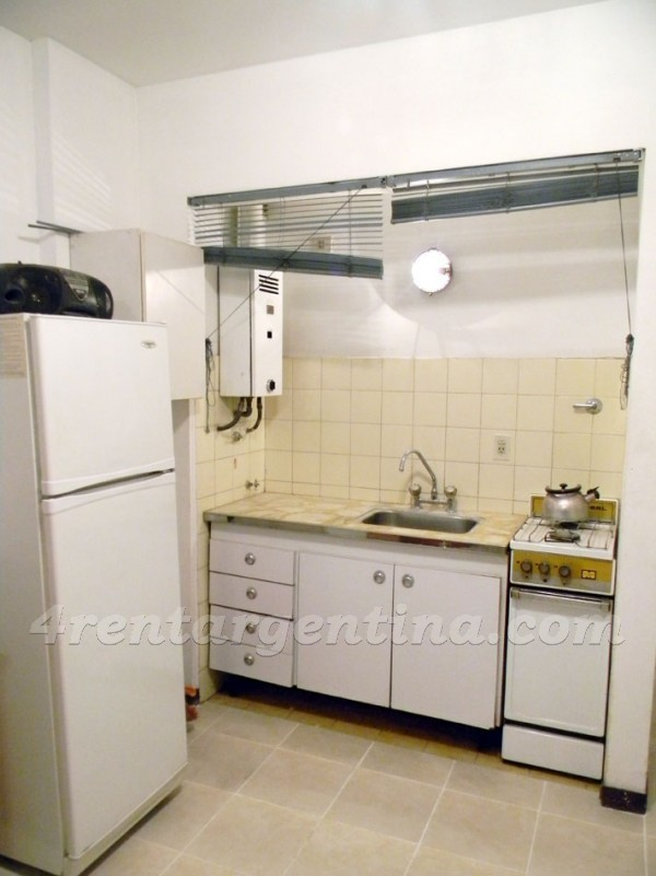 Solis and Belgrano, apartment fully equipped