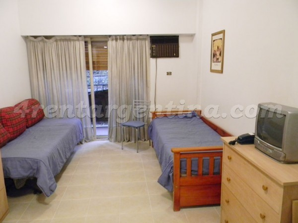 Solis and Belgrano: Furnished apartment in Congreso