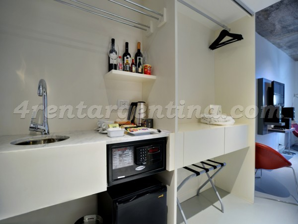 Cabrera and Humboldt II, apartment fully equipped