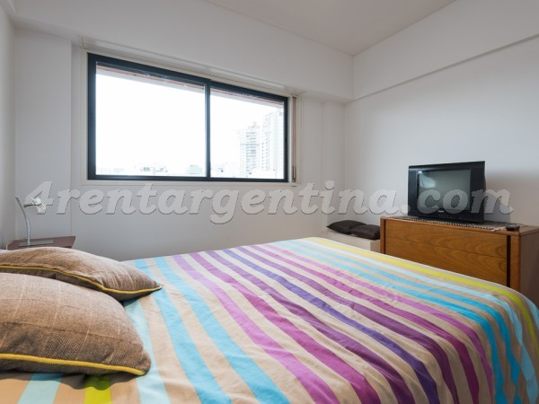 Almagro rent an apartment
