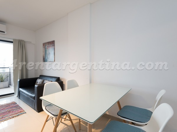 Apartment Corrientes and Billinghurst II - 4rentargentina