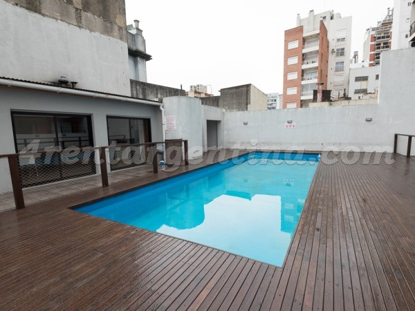 Corrientes and Billinghurst II: Apartment for rent in Buenos Aires