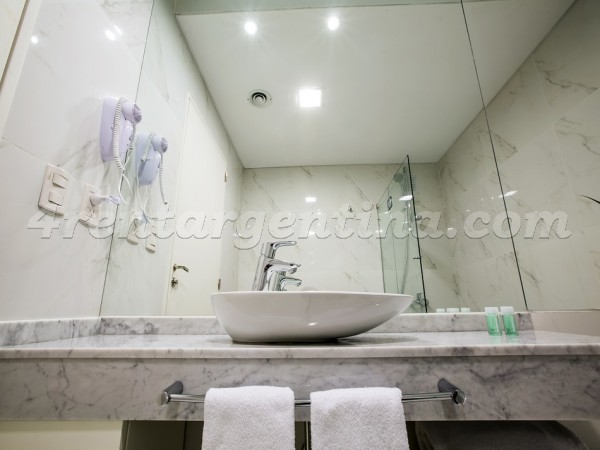 Montevideo and Arenales I, apartment fully equipped