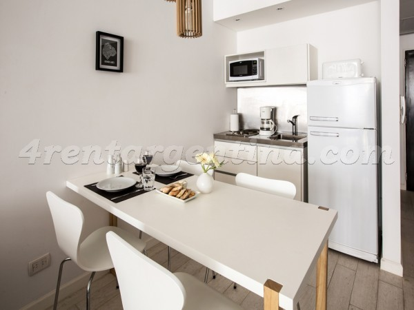 Montevideo et Arenales V, apartment fully equipped
