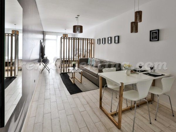 Apartment Montevideo and Arenales VI - 4rentargentina