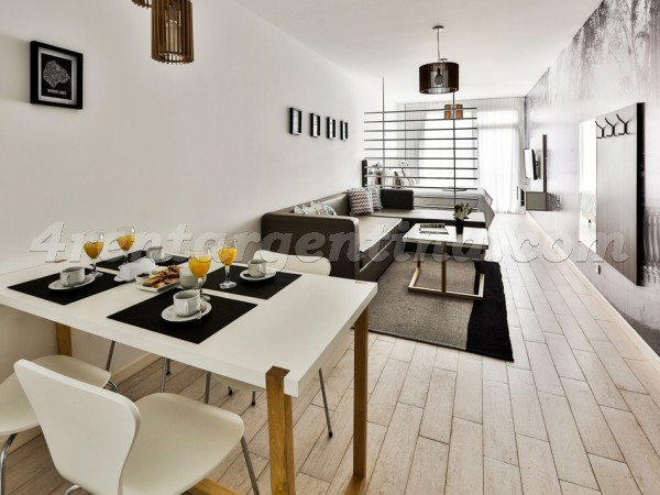 Montevideo and Arenales X: Apartment for rent in Buenos Aires