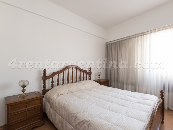 Superi et Elcano: Furnished apartment in Belgrano