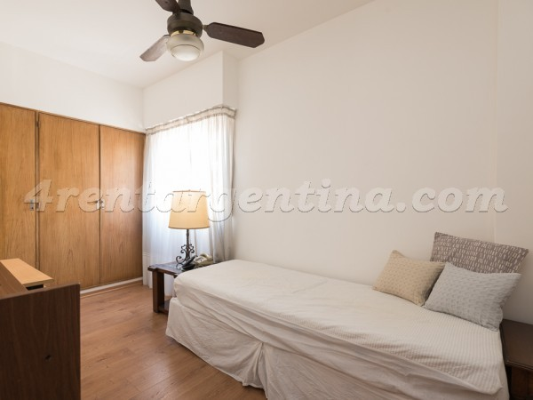 Superi and Elcano: Apartment for rent in Buenos Aires