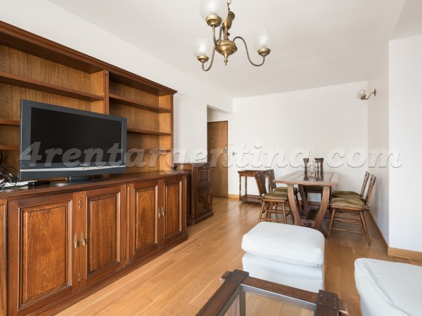 Superi and Elcano: Apartment for rent in Belgrano