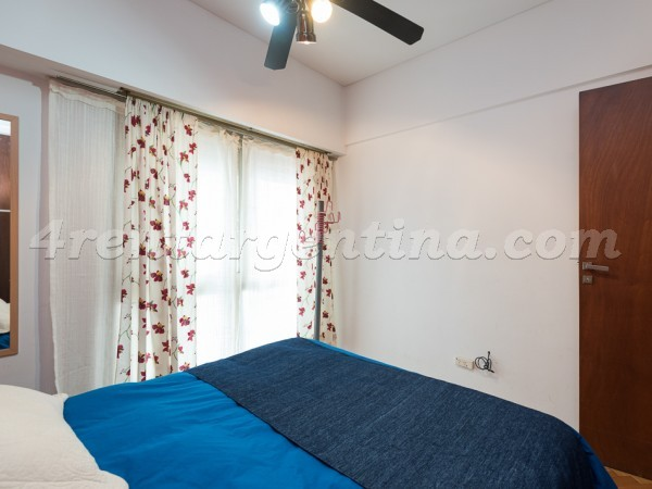 Corrientes and Parana, apartment fully equipped