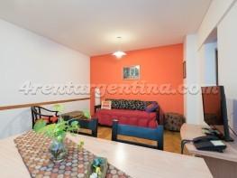 Apartamento Corrientes e Parana - 4rentargentina