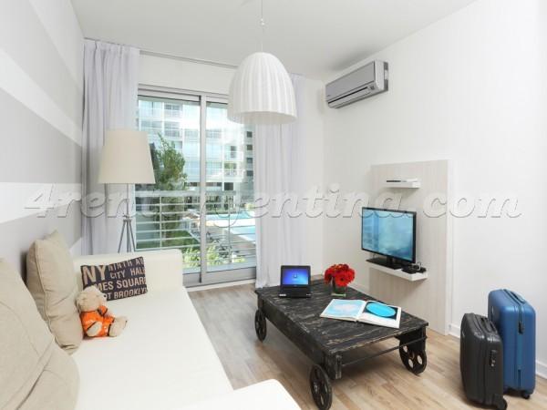 Apartment Rep. de Eslovenia and Baez VII - 4rentargentina