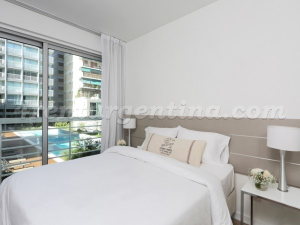Rep. de Eslovenia and Baez XI: Apartment for rent in Buenos Aires