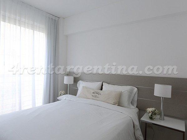 Apartment Rep. de Eslovenia and Baez XI - 4rentargentina