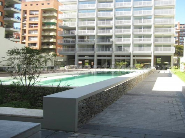 Rep. de Eslovenia and Baez XI: Furnished apartment in Las Ca�itas