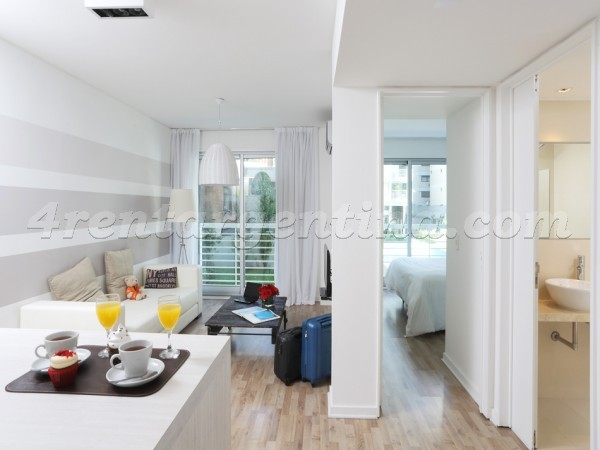 Rep. de Eslovenia and Baez XII: Apartment for rent in Buenos Aires