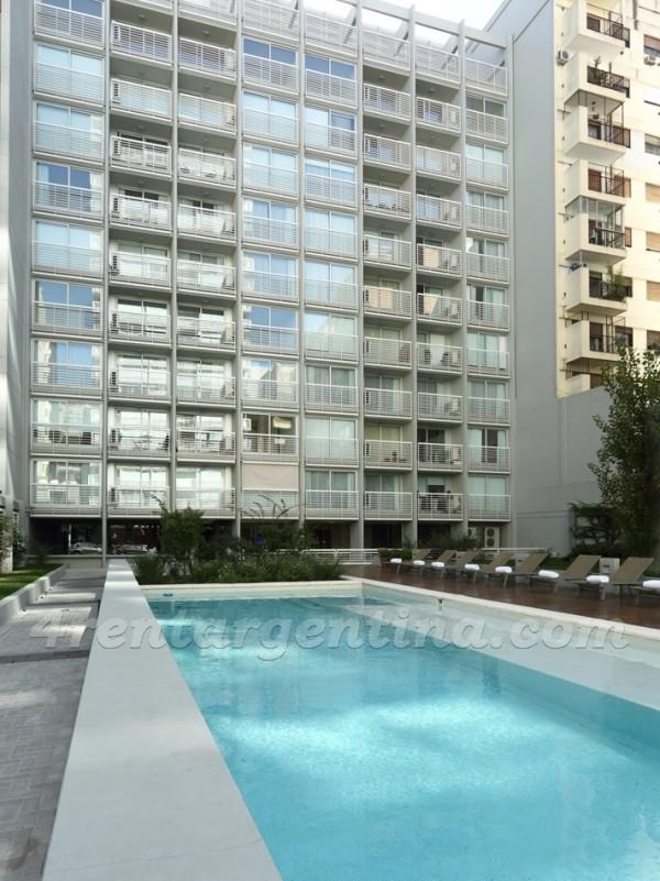 Rep. de Eslovenia and Baez XIV: Apartment for rent in Las Ca�itas