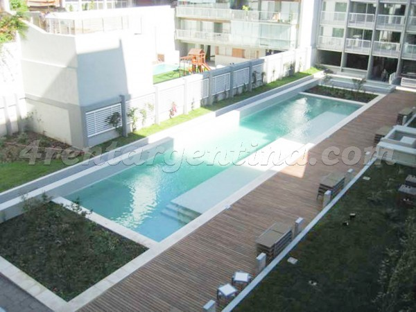 Rep. de Eslovenia and Baez XIV: Apartment for rent in Las Ca�itas
