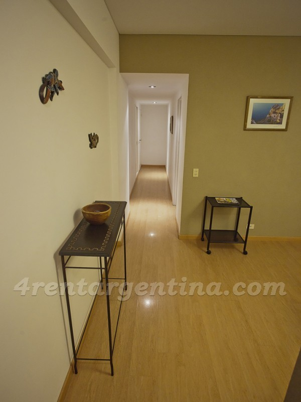 Congreso and Cabildo I: Furnished apartment in Belgrano