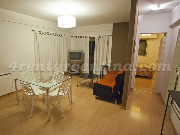 Congreso and Cabildo I, apartment fully equipped
