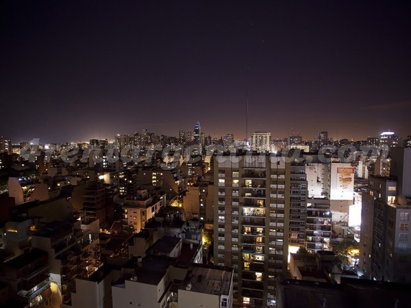 Congreso and Cabildo I: Apartment for rent in Buenos Aires