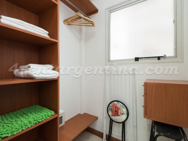 Corrientes and Junin II: Apartment for rent in Buenos Aires