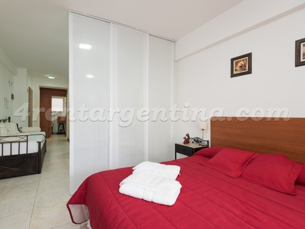 Corrientes and Junin II, apartment fully equipped