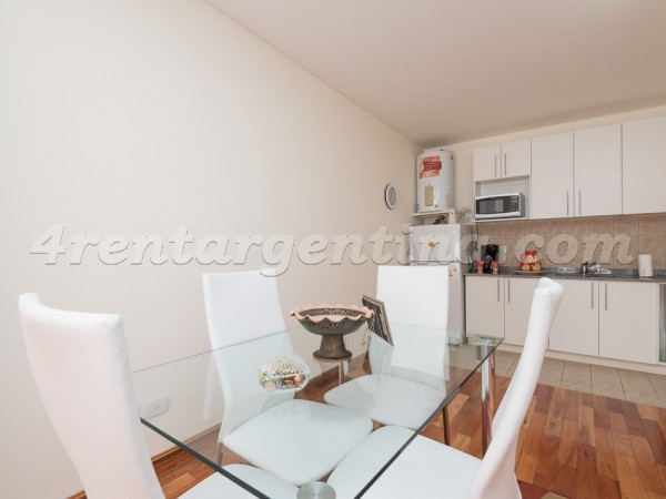 Carlos Gardel and Anchorena: Apartment for rent in Abasto