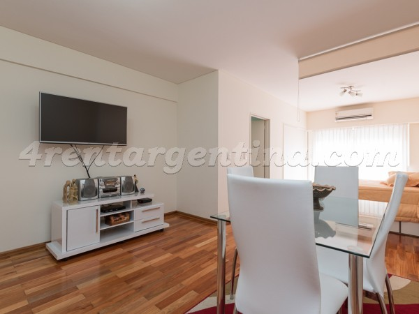 Carlos Gardel and Anchorena: Apartment for rent in Buenos Aires