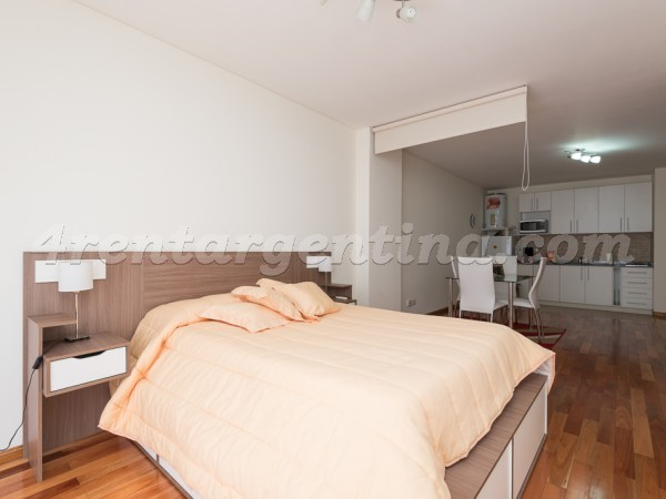 Carlos Gardel and Anchorena: Furnished apartment in Abasto