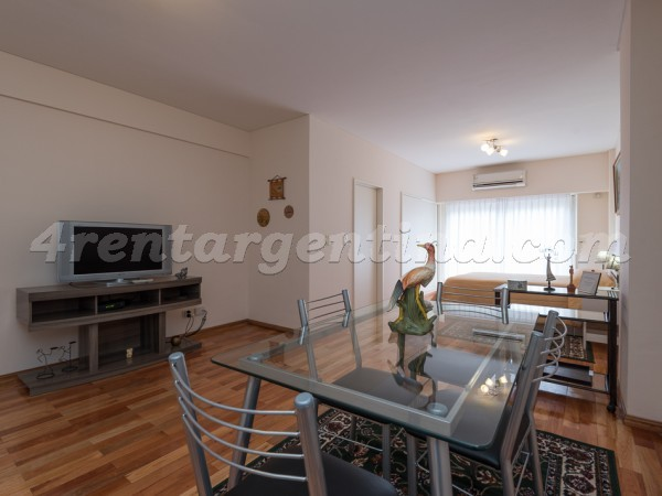 Carlos Gardel et Anchorena I, apartment fully equipped