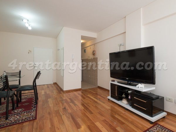 Carlos Gardel and Anchorena II: Furnished apartment in Abasto