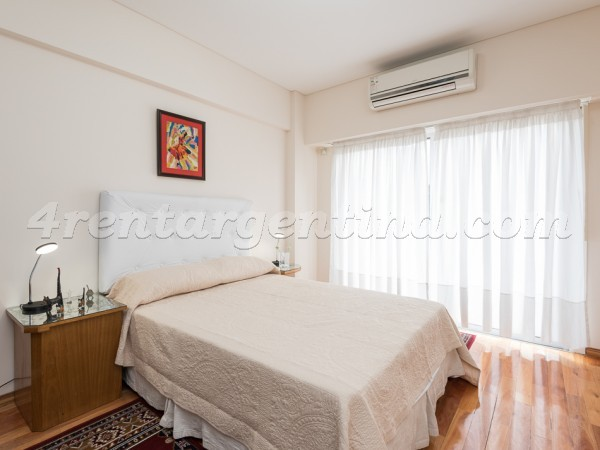 Carlos Gardel et Anchorena II: Apartment for rent in Buenos Aires
