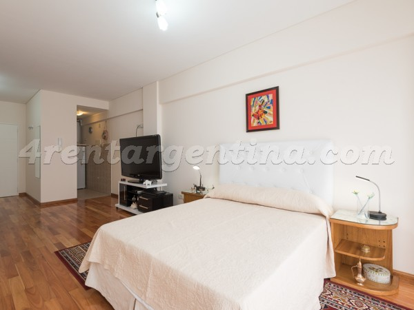 Carlos Gardel et Anchorena II: Furnished apartment in Abasto