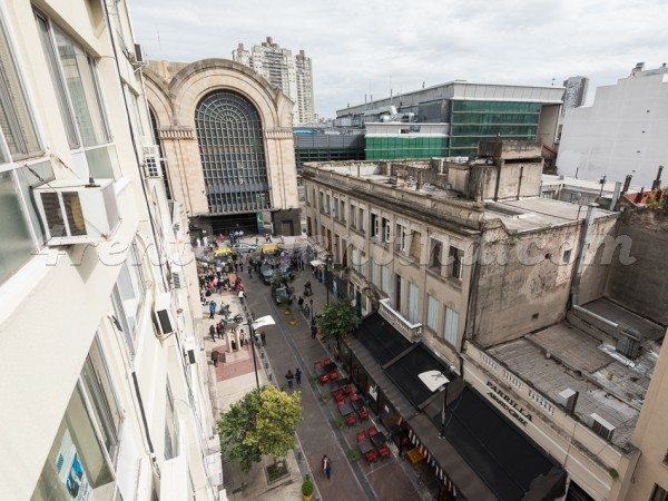 Carlos Gardel and Anchorena II: Apartment for rent in Abasto