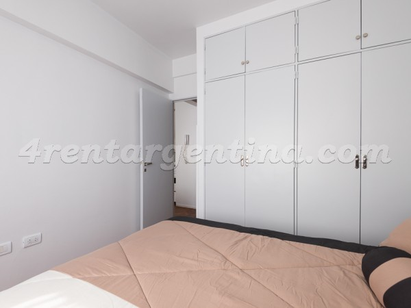 Apartment Corrientes and Uriburu I - 4rentargentina