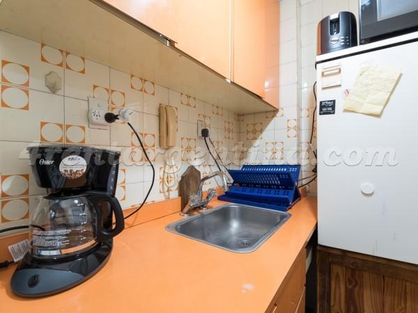 Humahuaca and Estado de Israel: Apartment for rent in Palermo