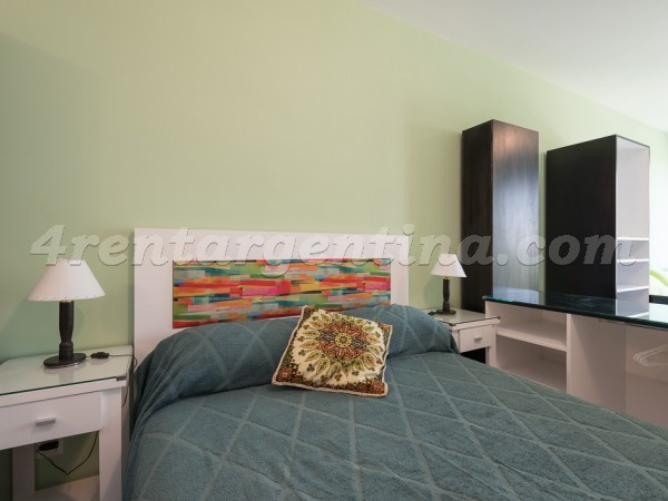 Rivadavia and Parana, apartment fully equipped