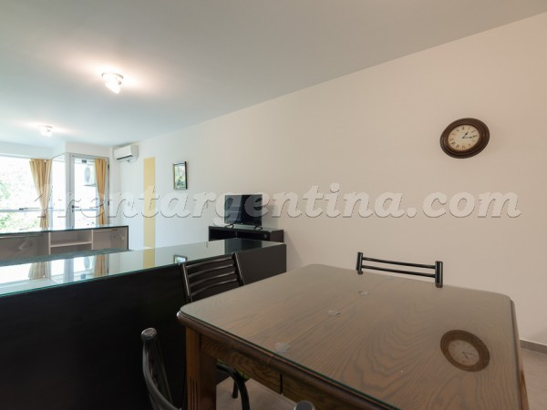 Rivadavia and Parana: Apartment for rent in Congreso