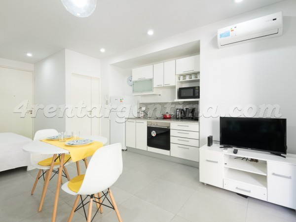 Ayacucho et Paraguay: Apartment for rent in Buenos Aires