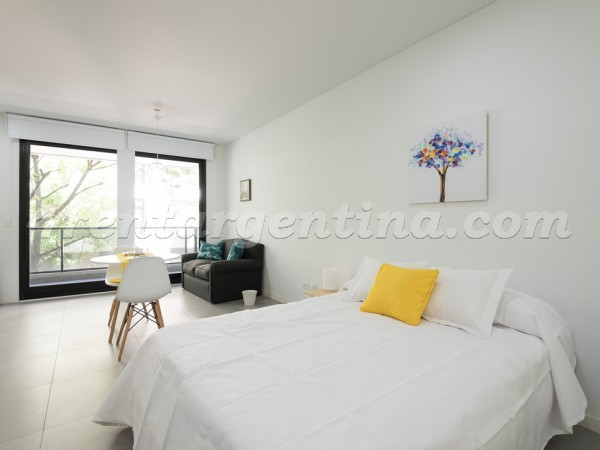 Ayacucho and Paraguay: Apartment for rent in Buenos Aires