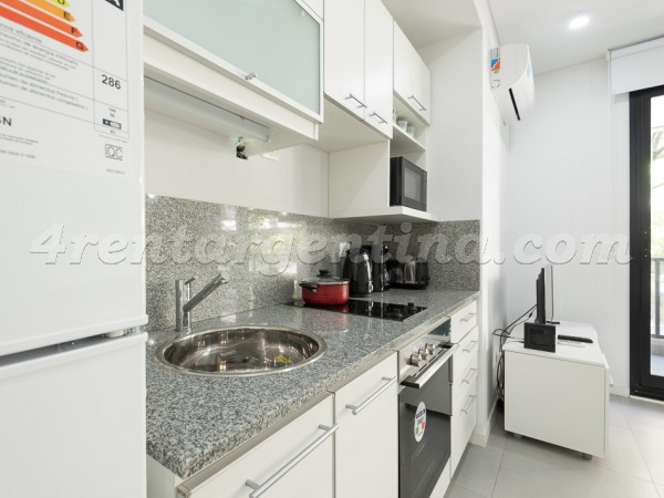 Ayacucho et Paraguay: Apartment for rent in Recoleta