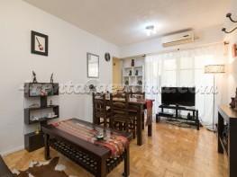 Apartment Sarmiento and Rodriguez Peña - 4rentargentina