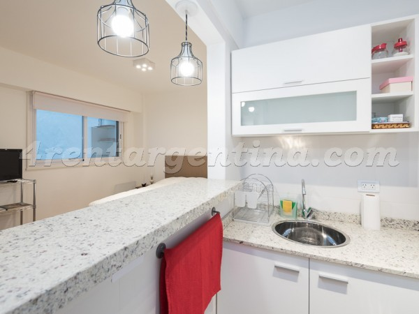 Soldado de la Independencia and Zabala III: Furnished apartment in Las Ca�itas