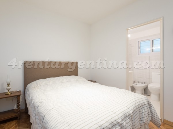 Soldado de la Independencia and Zabala III, apartment fully equipped