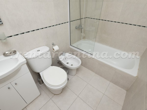 Corrientes et Junin III, apartment fully equipped
