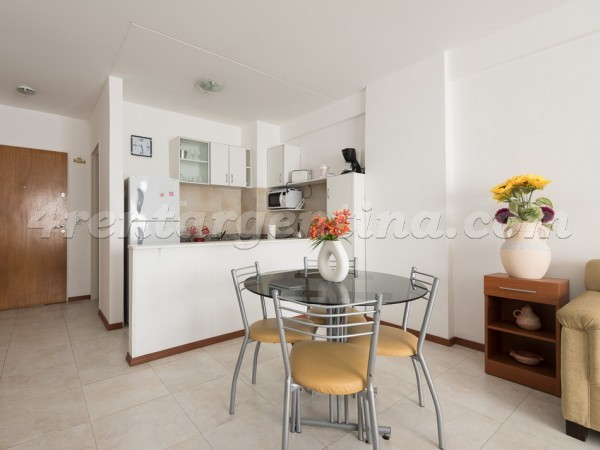 Corrientes and Junin III, apartment fully equipped