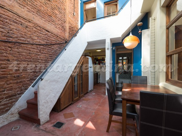 Malabia and Soler: Apartment for rent in Palermo