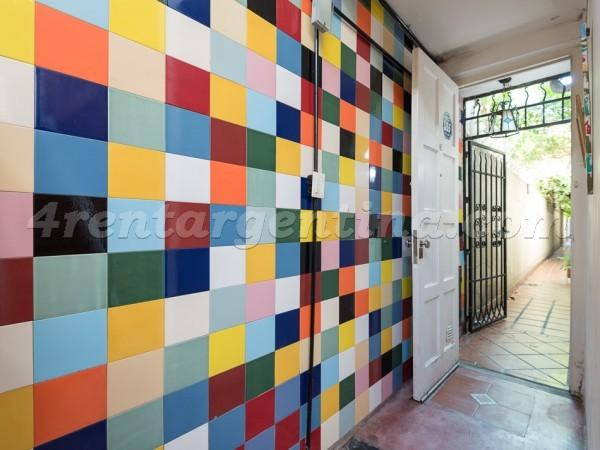 Apartment Malabia and Soler - 4rentargentina
